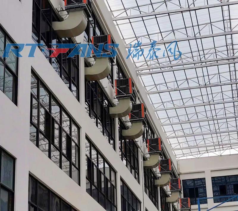 柳州旧工厂通风万博体育man登录改造方法